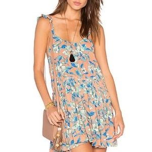 Free People Dear You Mini dress NEW!